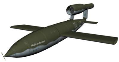 air-to-surface missile buzzing bomb max