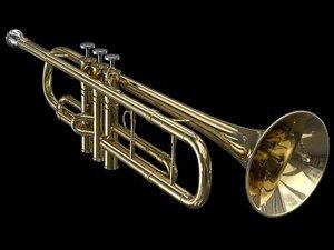 musical instrument trumpet max