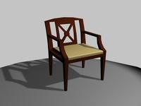 free max mode arm chair
