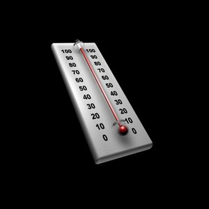 cinema4d thermometer