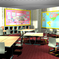 Scene - Classroom