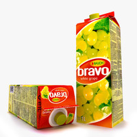 juice pack 3d max