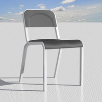 3ds max 1951 chair