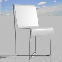 superlight chair 3ds