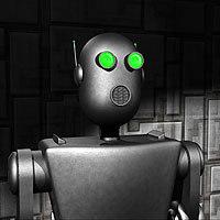 3d classic robot model