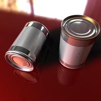 paint can 3d model