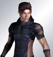 Hero Male Character