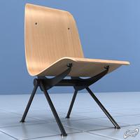 3d antony chair