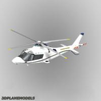 Agusta A-109 Agusta livery