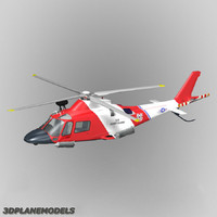 3d agusta stingray coast guard