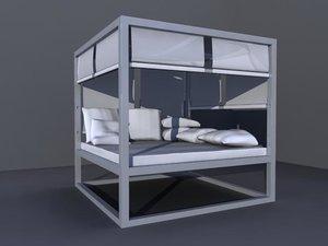 maya bed bedroom