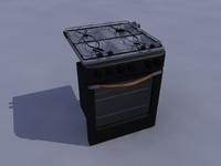 3d model cooker