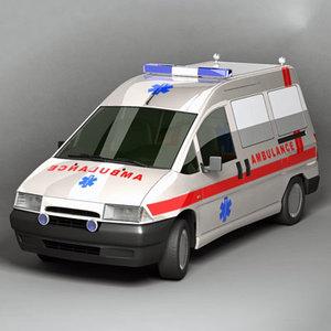 small euro ambulance max