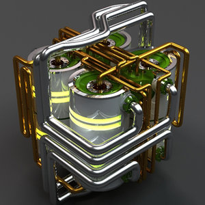 3d ma block pipes