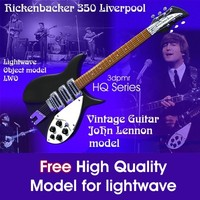 Rickenbaker 350 Guitar