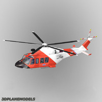 Agusta AW-139 US Coast Guard