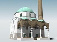 max ottoman mosque