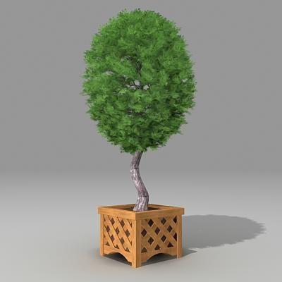 3d model of busch