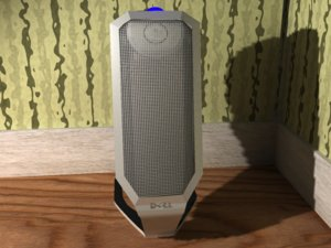 3ds dell speakers