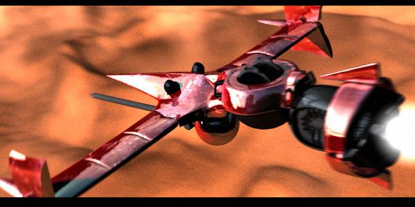 free max mode swordfish spaceship