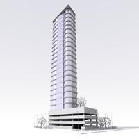 3d model condominium