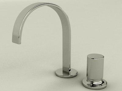 faucet 3d max