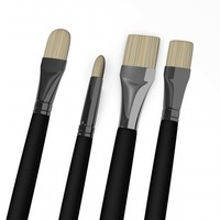 3ds max paint brushes