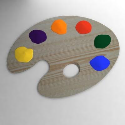 3ds palette colours
