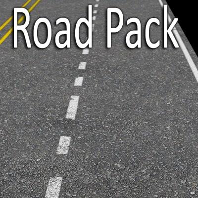 3d road pack