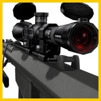 Sniper Rifle M107