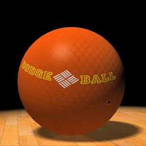 lightwave rubber ball dodge