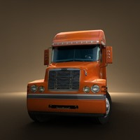 freightliner tractor trailer max