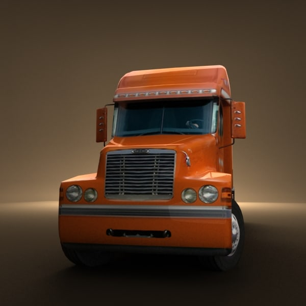 freightliner tractor trailer max