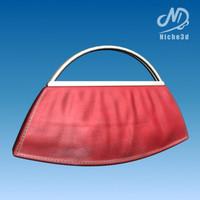 3dsmax fashion designer bag -