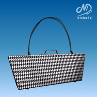 Designer Bag - Ozoc Hard Case Bag Pattern