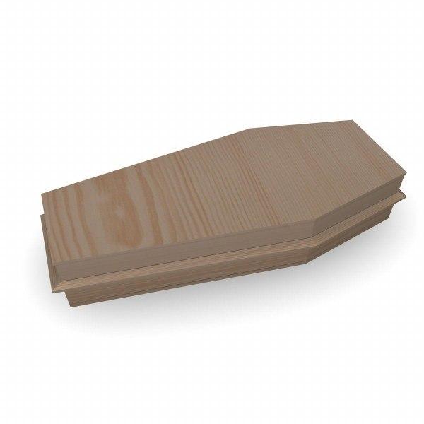 3ds coffin