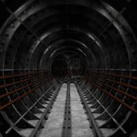 Underground Rail Tunnels Pack 1