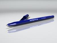 Detailed Ballpoint Pen