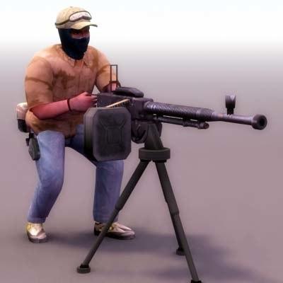 rigged terrorist max
