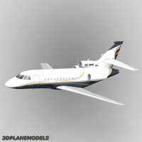 dassault falcon business jet 3ds