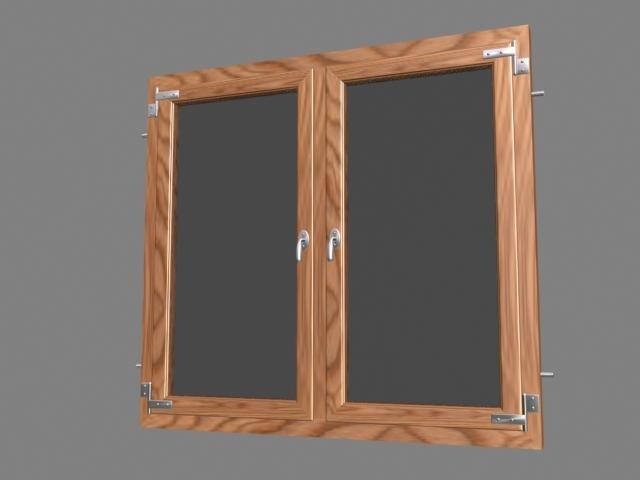 maya wooden window