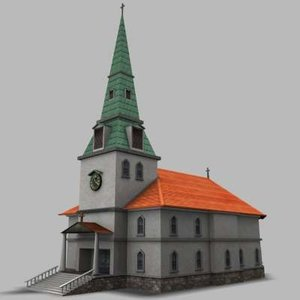 max building church