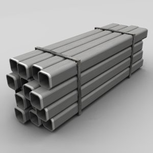 pipes 3d model