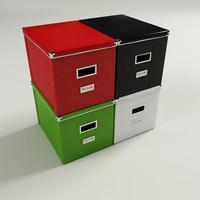 big kassett box