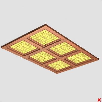 light panel 3d model