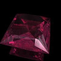 ascher cut gemstone