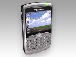 blackberry curve 3d max
