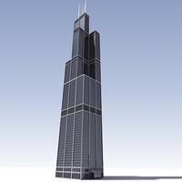 3D Sears Tower.zip