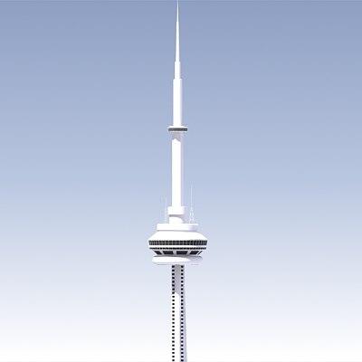 maya cn tower