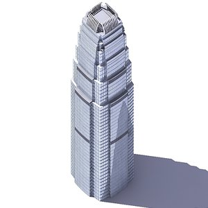 3ds max 2 financial center